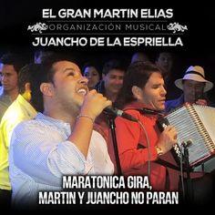 Maratónica gira, @MartinEliasDiaz y @Jeronimo de la Espriella no paran - http://wp.me/p2sUeV-3TG  - Noticias #Vallenato !