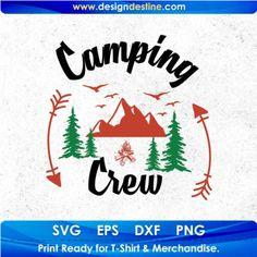 Camping World, Camping Life, Camping With Kids, Camping Gear, Shirt Print Design, Shirt Designs, Camping Stores, Camping Activities, Svg Files For Cricut