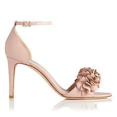 37120ddbbd5546 Claudie Floral Sandal Floral Sandals