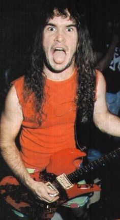 Kerry King from slayer