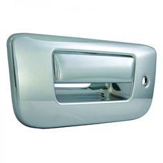 CCITGH65502 Tailgate Handle Cover w/ Keyhole  2007-2013 Chevrolet Silverado 1500/ 2007-2014 Silverado 2500-3500