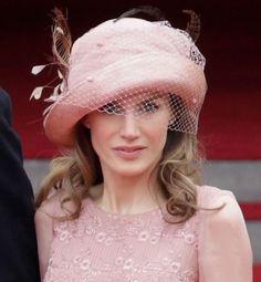 Royal Wedding Hats: Hits & Misses - HIT: Princess Letizia of Asturias | Gallery | Glo