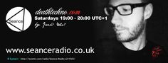 The Death Techno Podcast hosted by Jack! Who? on Seance Radio Saturdays 19:00 UTC+1 #Techno