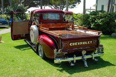 Chevy Bomb Lowrider