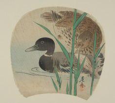 Pair of Ducks ZESHIN SHIBATA (JAPANESE, 1807–1891) C. 1880