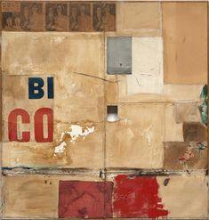 Gloria, 1956 by Robert Rauschenberg Robert Rauschenberg, Mixed Media Collage, Collage Art, Abstract Expressionism, Abstract Art, Abstract Shapes, Collages, Pop Art Movement, Modern Pop Art