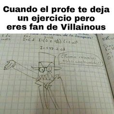 Read from the story Memes de Villainous/Villanos by with 108 reads. Cartoon Crossovers, Cartoon Memes, Best Memes, Dankest Memes, Bad Friends, Sebaciel, Bad Puns, Spanish Memes, Rap