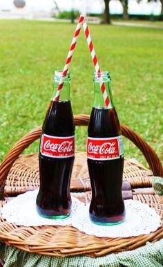 #amandaleighphotography vintage coke bottles