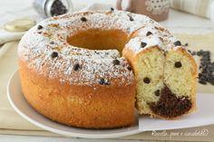Sweet Desserts, Dessert Recipes, Profiteroles, Italian Cookies, I Love Food, Doughnut, Italian Recipes, Mamma, Buffet