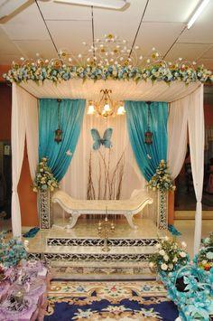 Explore Syahrul Manaf's photos on Photobucket. Explore Syahrul Manaf's photos on Photobucket Wedding Mandap, Wedding Stage, Diy Wedding, Quinceanera Decorations, Stage Decorations, Wedding Decorations, Debut Ideas, Backdrops For Parties, Event Decor