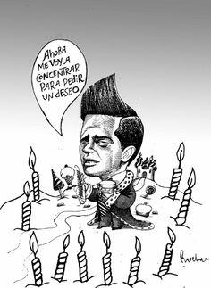 Cumpleaños de Peña Nieto