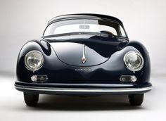 Black Porsche