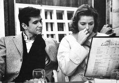 Anthony Perkins & Ingrid Bergman