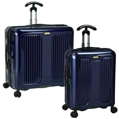 Prokas Ultimax polycarbonate wide-body spinners luggage suitcases
