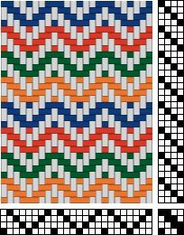 Martinsson & Eriksson Weaving Tools, Tablet Weaving, Loom Weaving, Hand Weaving, Weaving Designs, Weaving Patterns, Plastic Canvas Stitches, Visible Mending, Potholder Patterns