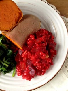 Christmas Couscous (Israeli Couscous with Beets)   Tasty Kitchen: A Happy Recipe Community!