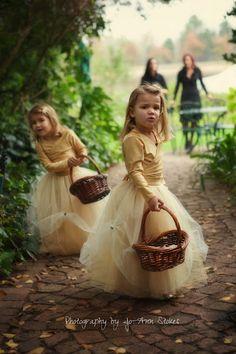 ADORABLE FLOWER GIRL DRESSES - Jo-Ann and Divan {Autumn Wedding} | Oh Darling Bride - A South African Wedding Blog