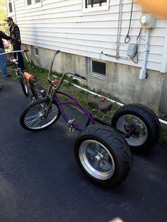 Bicicletas modificadas!!!