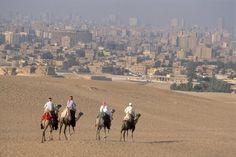 Reaching El Cairo, circa 1998 (magnun photos)