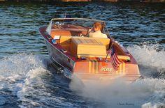 1968 Chris-Craft 20' Grand Prix Lake Hopatcong, Chris Craft Boats, Runabout Boat, Wood Boats, Power Boats, Yachts, Grand Prix, Ships, Sea