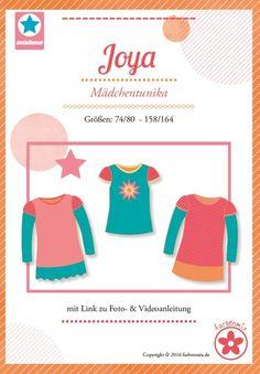 Farbenmix Mädchen Tunika Kleidchen
