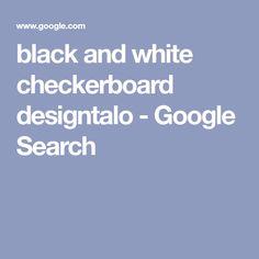 black and white checkerboard designtalo - Google Search Steam Cleaners, Black And White, Google Search, Black N White, Black White