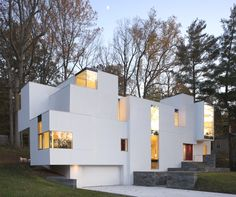 Contemporary NaCi House, Maryland - http://www.adelto.co.uk/contemporary-naci-house-maryland/   NaCi House has been designed by Virginia-based David Jameson Architect Inc. The contemporary home is located in Bethesda, Maryland.