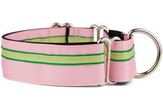 Layers of Light Pink, Dark Green, and Lime Green in our Kobi Martingale Collar are sure to put a spring in your dog's step! Martingale Dog Collar, Handmade Dog Collars, Dog Collars & Leashes, Collar And Leash, Fur Babies, Favorite Color, Printing On Fabric, Your Dog, Pup