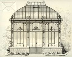 "Visit our internet site for additional details on ""greenhouse architecture drawing"". It is actually a superb place to read more. Architecture Drawings, Art And Architecture, Architecture Details, Victorian Conservatory, Home Greenhouse, Gothic Aesthetic, Gothic House, Glass House, Garden Planning"