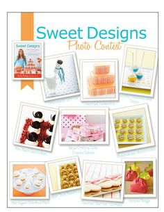 Where are my bakers/crafters? You have until June 10th to submit your sweet styling photos.  Chance to win over $600 in KitchenAid Prizes!  Get your pics in and get your friends/family voting!