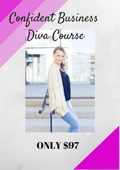 Hi Beautiful!  You have been waiting for this course. This is for you who wants to be a confident business diva and dress for success. I know that you love clothes but maybe you hate shopping and wants to get more inspiration in your business style. You want more client in your business but can't seem to find time to dress up for yourself when you most of the time working behind your computer.