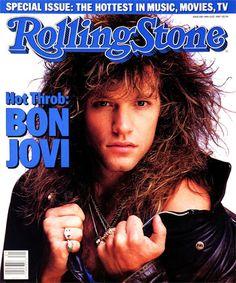Rolling Stone magazine - Bon Jovi #80s