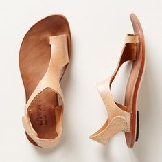 INEZ SANDALS BY CYDWOQ--some of the most creative styles by this company.