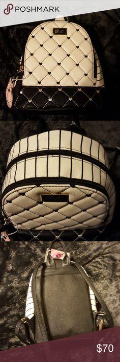 Betsey Johnson mini back pack NWT Betsey Johnson Bags Backpacks
