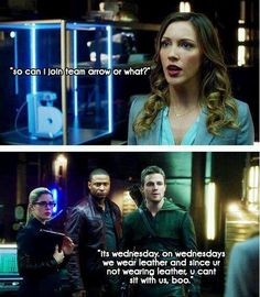 From Arrow to Mean Girls