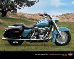 2007 Harley Davidson FLHRS Road King Custom  - that's my beautiful bike!