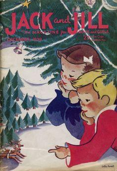Jack and Jill Magazine, December 1939