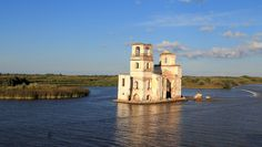Goritsky, Russia | The 28 Most Beautiful Abandoned Churches Around The World