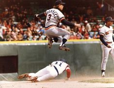 Alan Trammell and Lou Whitaker - Detroit Tigers