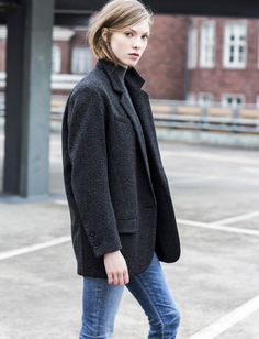 Wanted : un blazer d'hiver (blog A Love is Blind)