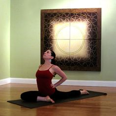 Pigeon    This basic yoga pose is one of the most effective hip openers because you can focus on one hip at a time.