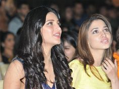 Actress Shruti Haasan is all set to lend her vocals for Tamannaah Bhatia for a…