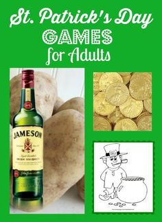 party Adult game irish