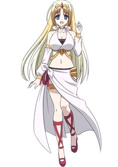 Felicia (Hyakuren no Haou to Seiyaku no Valkyrie) Image - Zerochan Anime Image Board Anime Girl Cute, Kawaii Anime Girl, Anime Art Girl, Female Character Design, Cute Anime Character, Chica Anime Manga, Manga Girl, Female Characters, Anime Characters