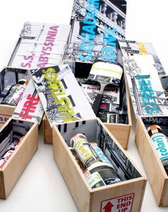 Packaging of the World: Creative Package Design Archive and Gallery: The Element Eatery (Student Work)