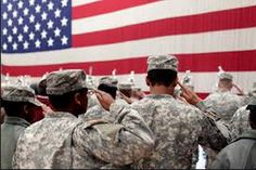 8 States Announced That Their Soldiers Will No Longer Be Unarmed | Not WA State. We stink too bad.