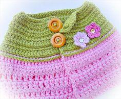 Beatrice Cape Crochet Pattern