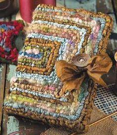 My Favorite Sari Silk Ribbon Projects - UrbanGypZ Artisan Yarn + Spinning Fiber + Creative Coaching
