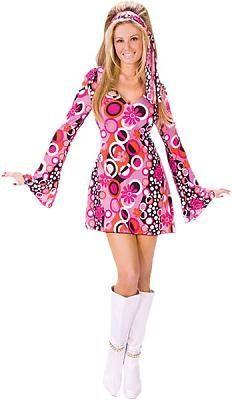 Feelin' Groovy Sexy Women's Costume Adult Halloween « Dress Adds Everyday
