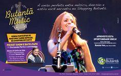 """O projeto cultural intitulado """"Butantã Music"""" contará com atrações já programadas até outubro deste ano."""